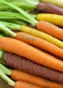 надо также правильно выбрать морковь