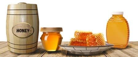 мед можно хранить в боченках