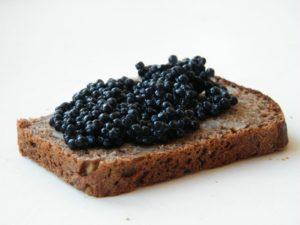 как хранить черную икру свежей