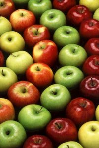 яблоки надо правильно выбрать для хранения