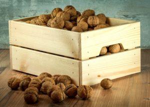 грецкие орехи должны храниться в сухом месте