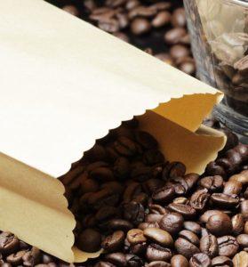 кофе в зернах свежий