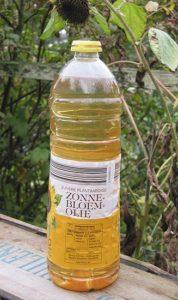 подсолнечное масло хранить легко