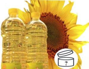 подсолнечное масло может хранится долго
