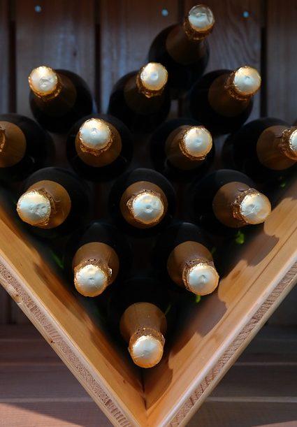 шампанское дома лучше хранить в холодильнике
