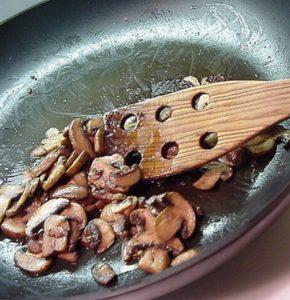 жареные грибы нужно правильно подготовить перед хранением