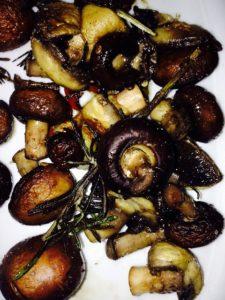 жареные грибы можно хранить в морозилке